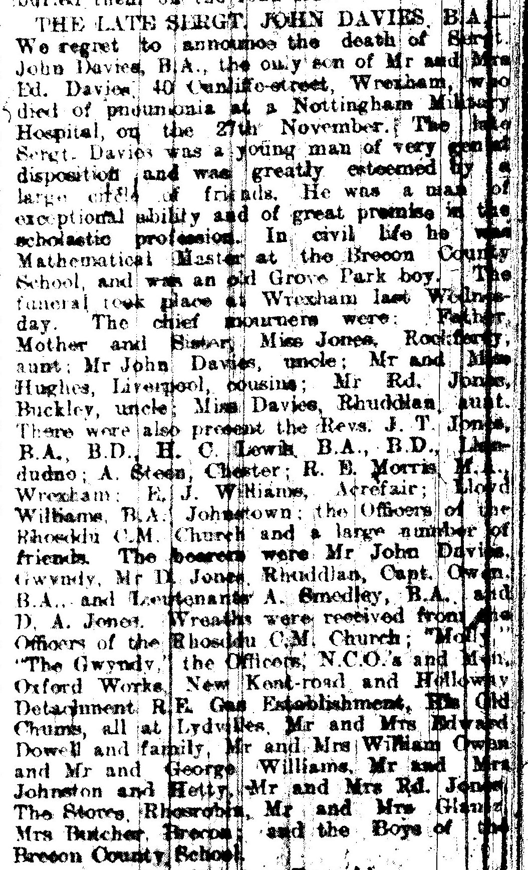 wrexham-advertiser-saturday-7-december-1918