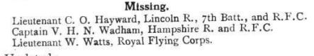 Flight magazine Jan 27 1916