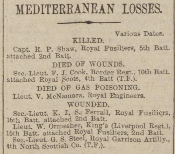 manchester courier dec 6 1915