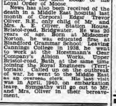 somerset county herald oct 18 1941 E T Oliver