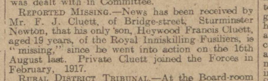 w gazzette oct 5 1917 h f cluett