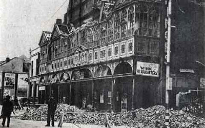 Portsmouth princes theatre damage
