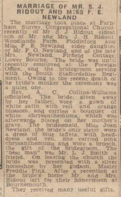 W Gazzette oct 29 1943